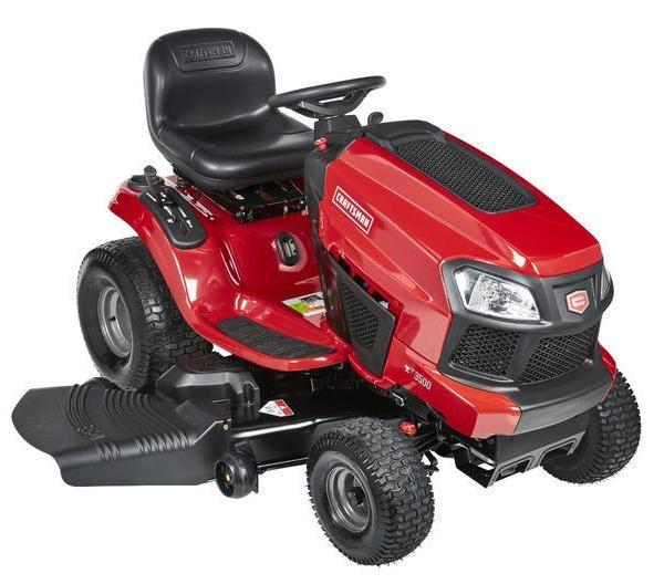 Трактор садовый Craftsman 27394 от 220 Вольт