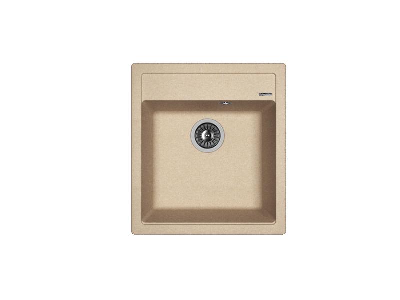 Мойка кухонная Florentina Липси-460 песочный 3 обнаженный песочный