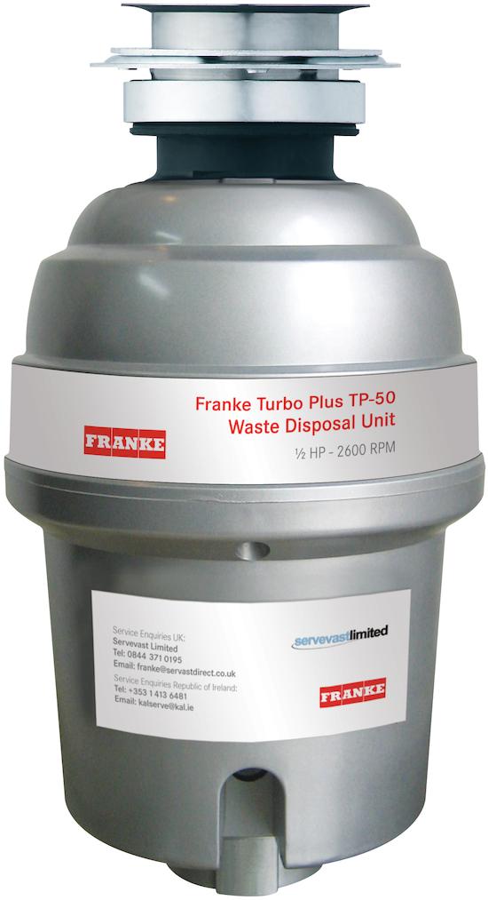 Измельчитель пищевых отходов Franke Tp50