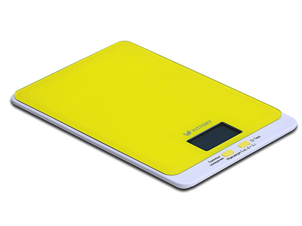 Весы кухонные Kitfort КТ-803-4