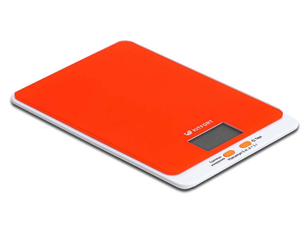 Весы кухонные Kitfort КТ-803-5
