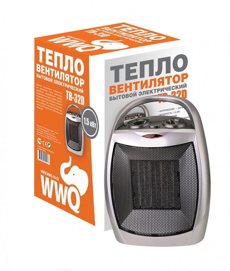 Тепловентилятор Wwq ТВ-32d