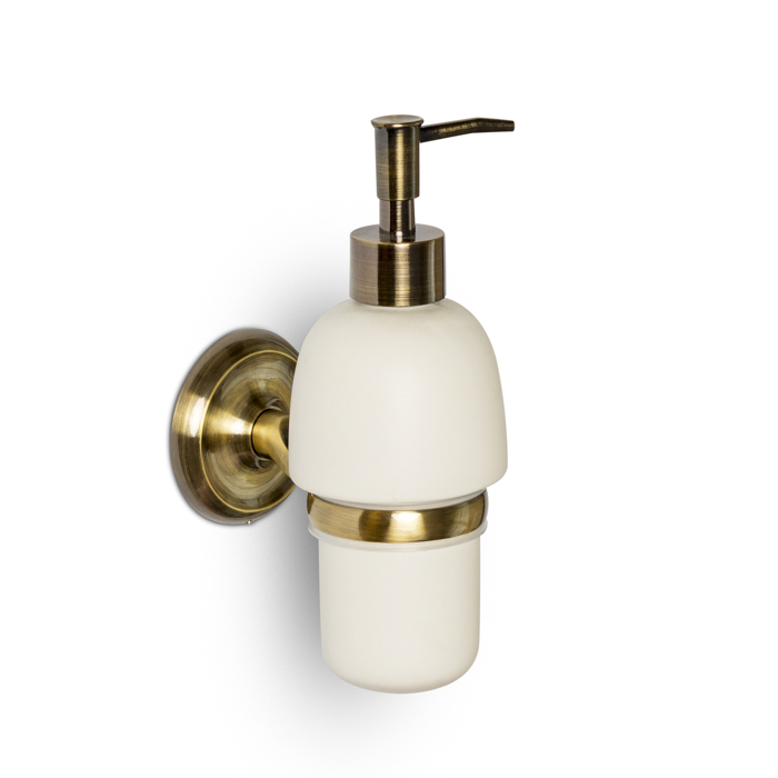 Дозатор для жидкого мыла Lotti Portofino lt25601