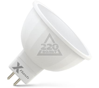 Купить Лампа светодиодная X-FLASH XF-MR16-GU5.3-6W-4000K-230V, лампы