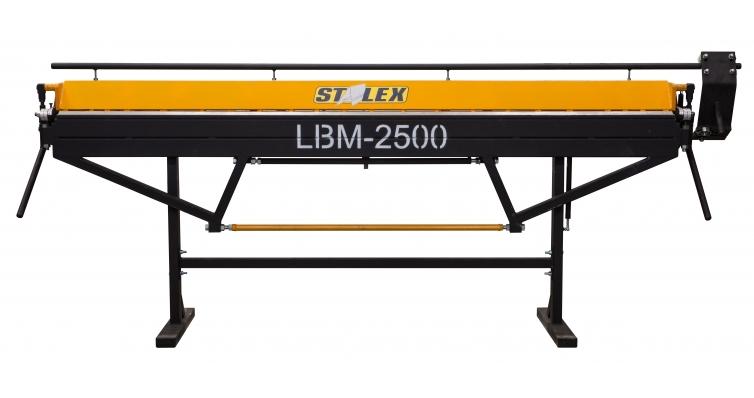 Станок листогибочный Stalex Lbm 2500