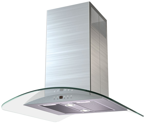 Вытяжка Kronasteel Sharlotta isola 600 inox/glass 5p  вытяжка mira isola 40 top ix 800 ecp falmec