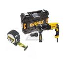 Набор DEWALT перфоратор D25134K + рулетка DWHT0-33662 8м