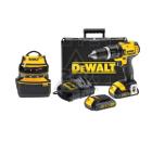 Набор DEWALT дрель-шуруповерт DCD785C2QW + сумка для инструмента DWST1-75551