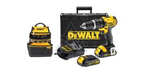 Дарим подарки к электроинструменту Dewalt и Stanley