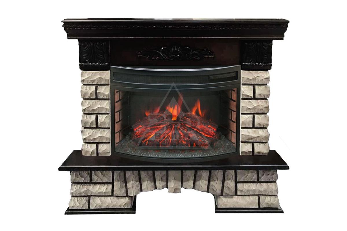 Электрокамин real flame firefield 25 s ir проекты бань из клееного бруса с барбекю