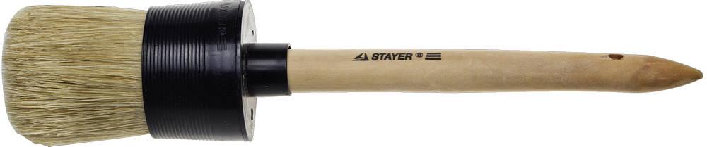 Кисть круглая Stayer 0141-40