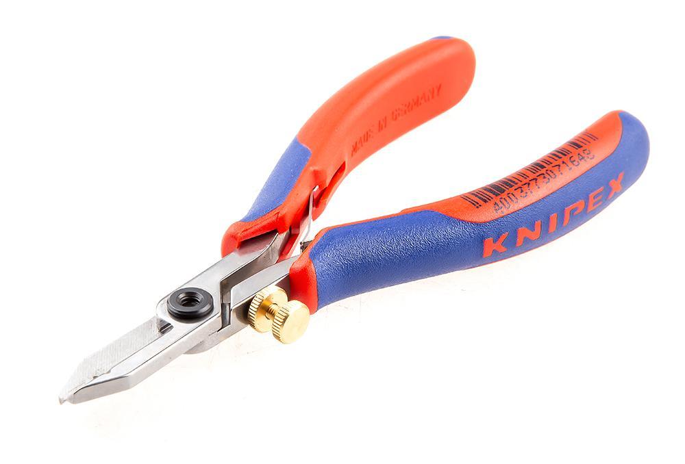 Щипцы для зачистки электропроводов Knipex Kn-1182130