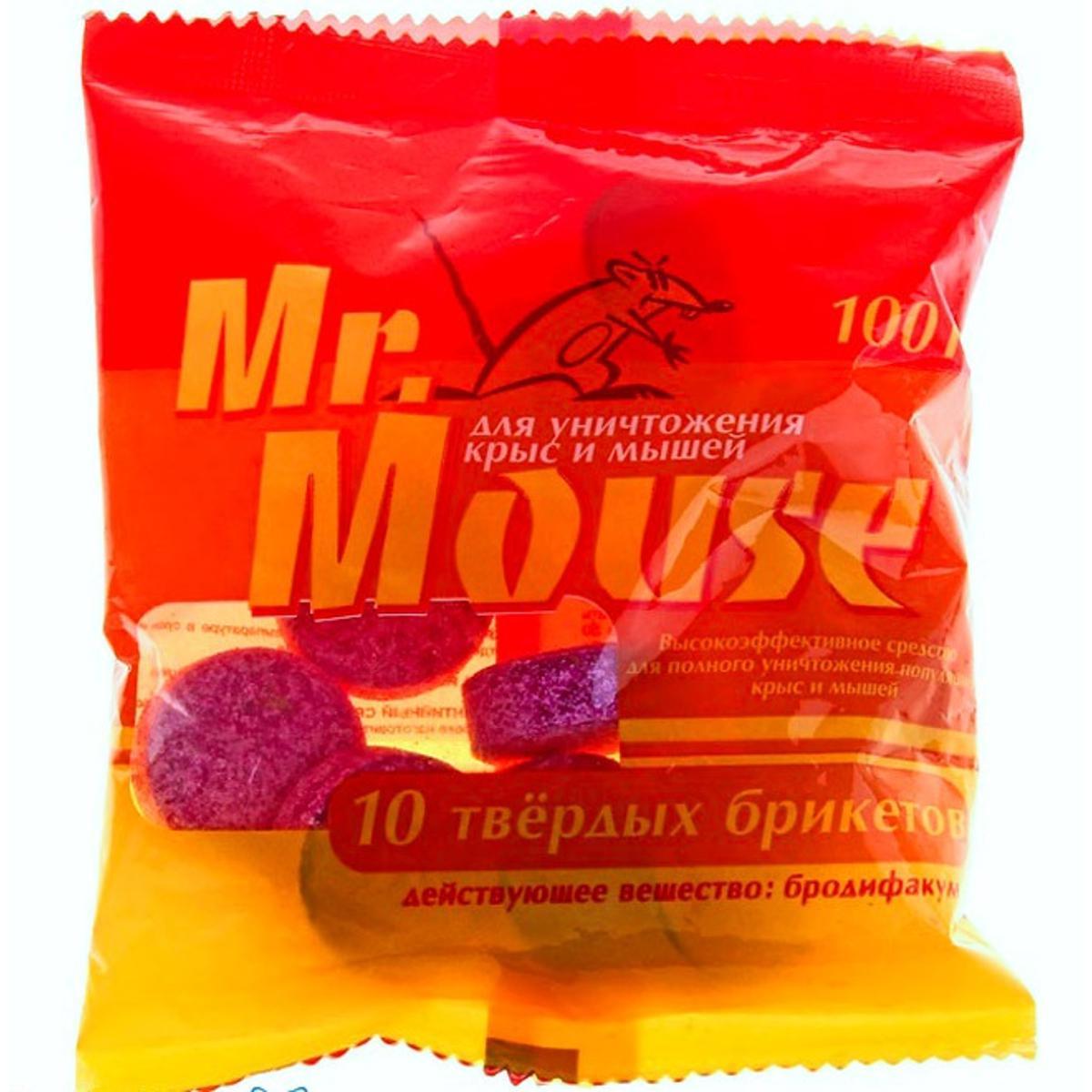 Парафин Mr. mouse СЗ.040004
