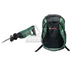 Набор BOSCH Ножовка PSA 700 E (06033A7020) + рюкзак Green (1619G45200)