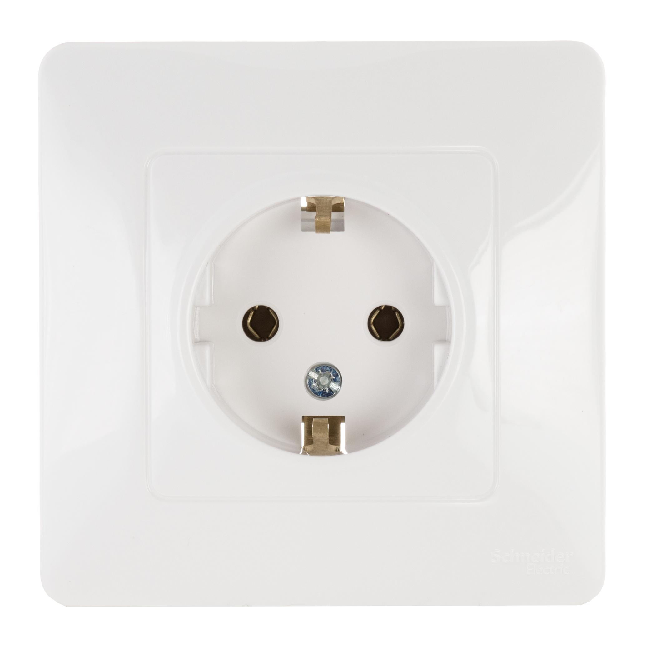 Розетка Schneider electric Blnrs001011