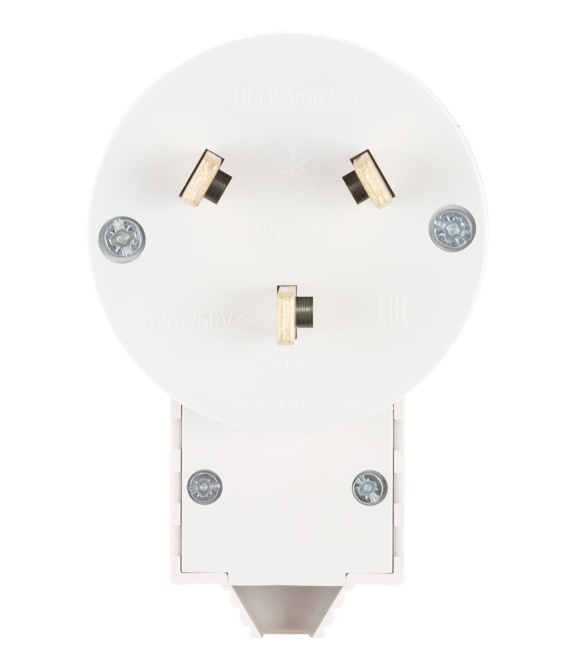 Вилка Schneider electric Blnsv003231