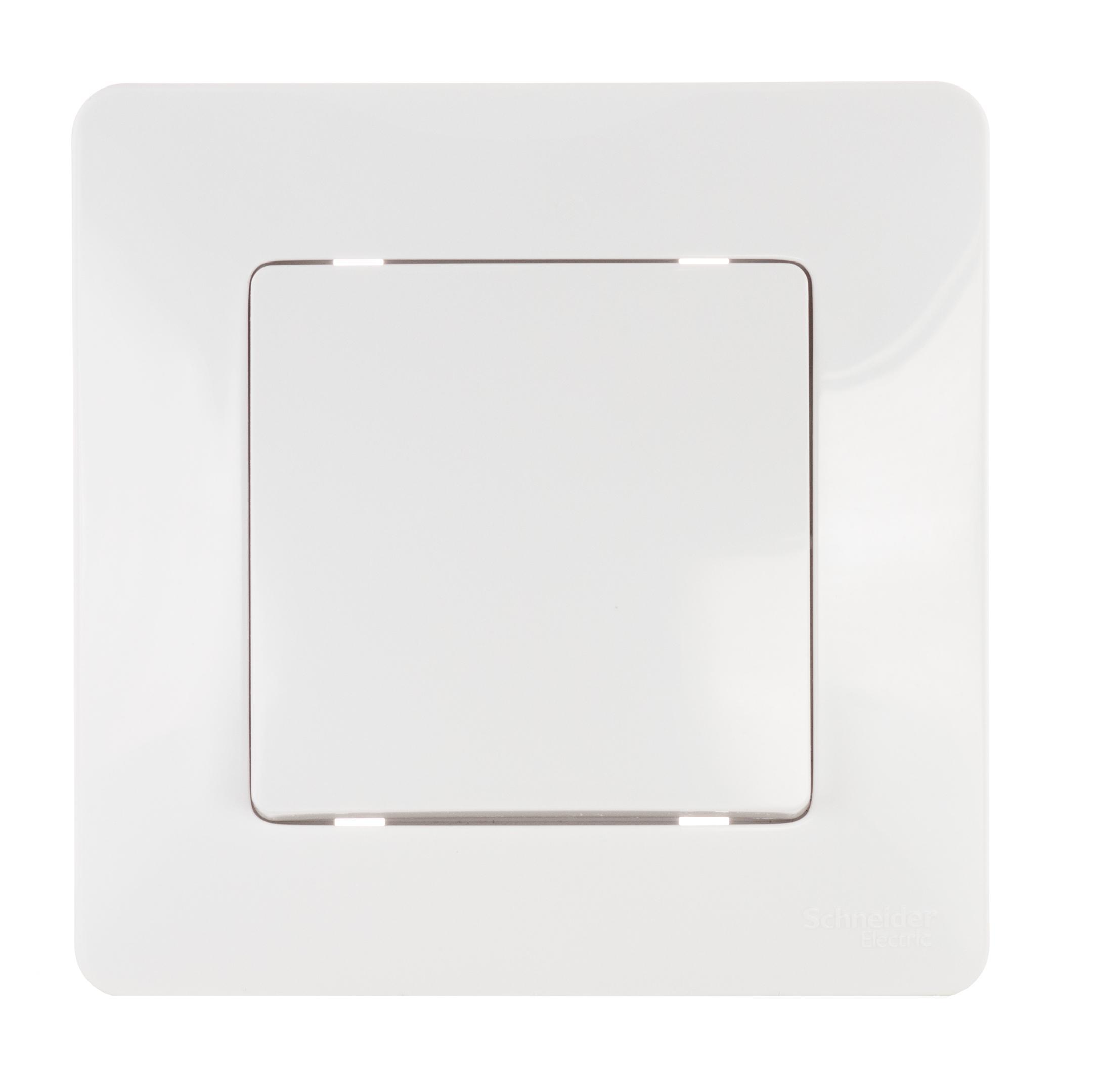Выключатель Schneider electric Blnvs010101 blanca
