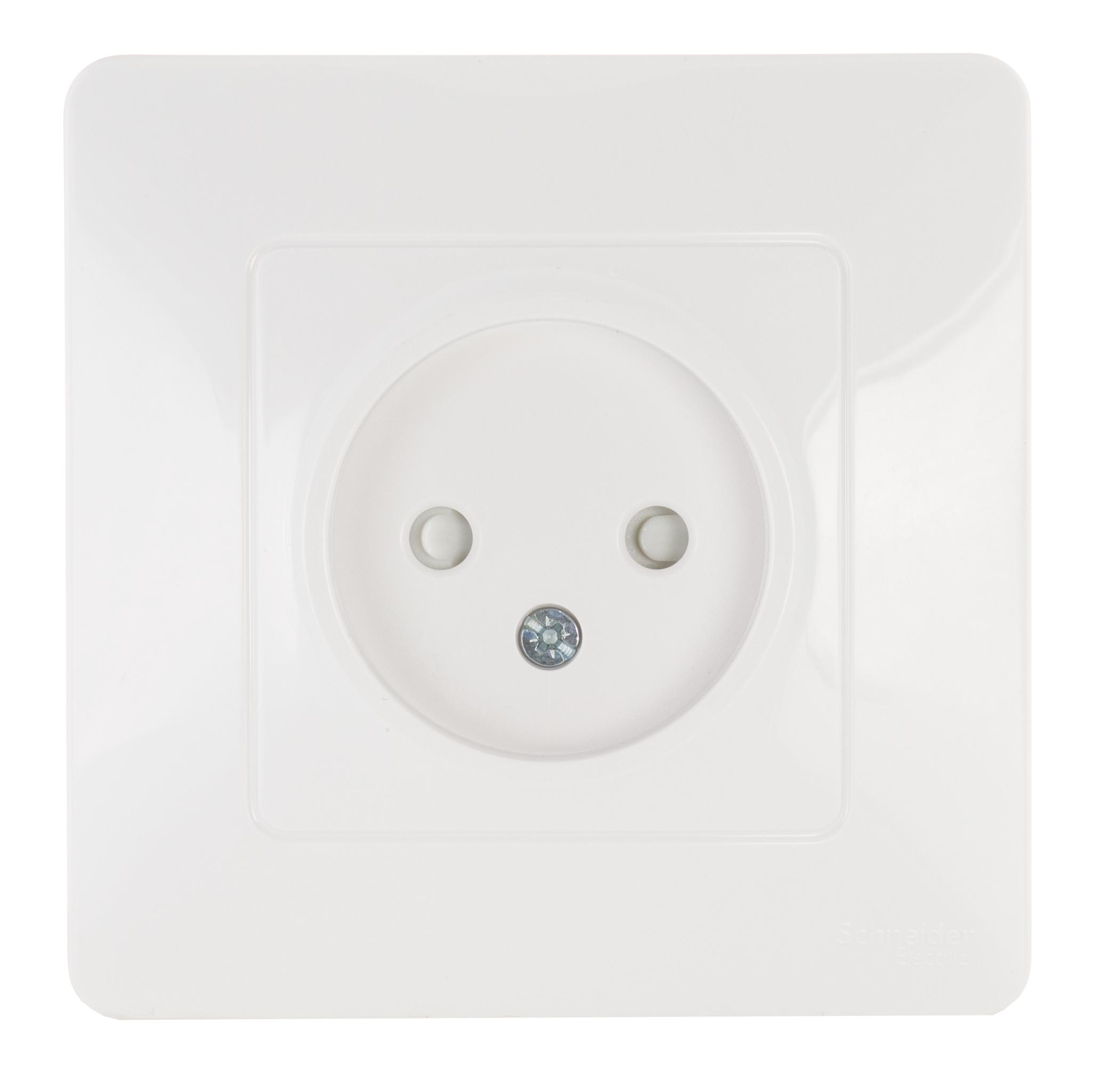 Розетка Schneider electric Blnrs000111 blanca