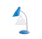 Лампа настольная ШКОЛЬНИК S-230 голубая