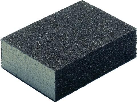 Брусок шлифовальный Klingspor Sk 500  98 x 68 x 25 p80