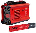 Сварочный аппарат FUBAG IQ 160 + Электроды FB 46