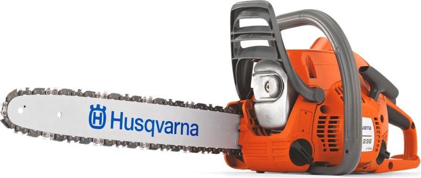 Набор Husqvarna Бензопила 236 + Масло моторное бензиновое 5878085-12