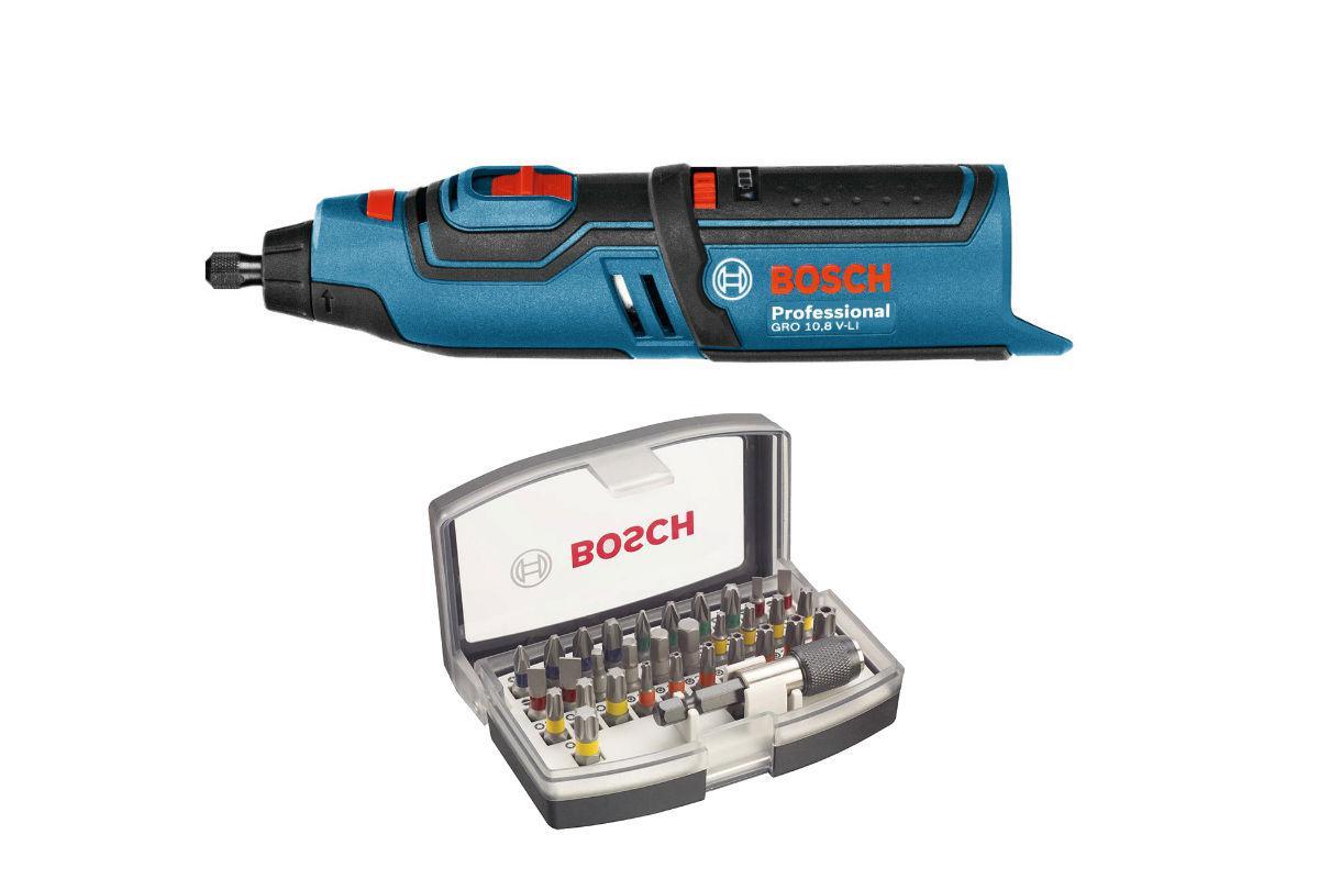 Реноватор Bosch Gro 10,8 v-li без акк (0.601.9c5.000)