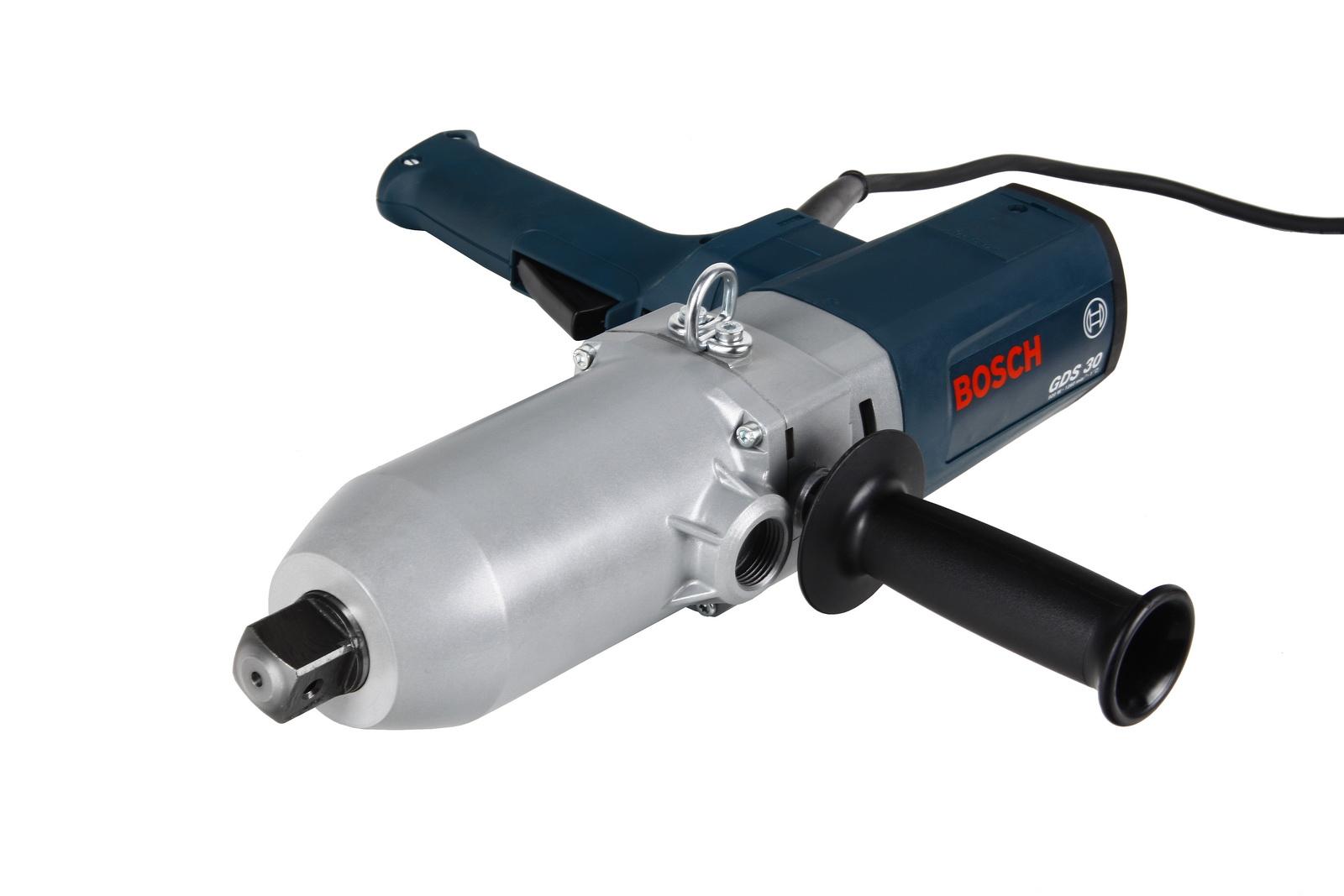 Импульсный ударный гайковерт Bosch Gds 30 ударный