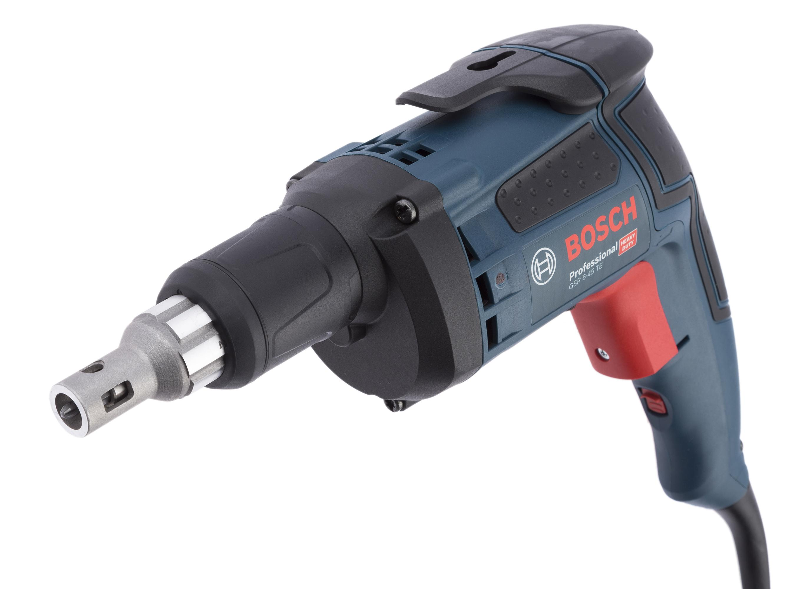 Шуруповерт Bosch Gsr 6-45 te (0 601 445 100)