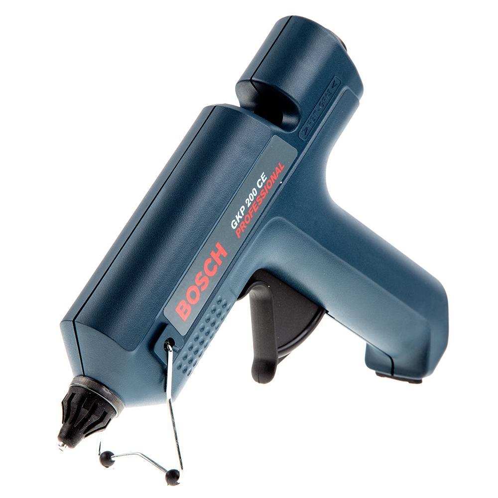 Клеевой пистолет с насадками Bosch Gkp 200 ce