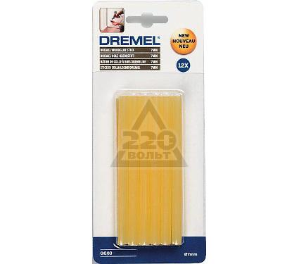 Клей DREMEL GG03  стержни для клей-пистолета