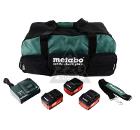 Набор METABO Power Combo-Set 4.0