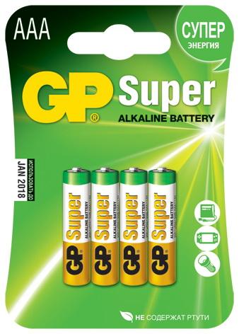 Батарейка Gp 24a-bc4 4шт