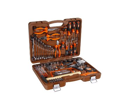 Профессиональный набор инструментов, 101 предмет OMBRA OMT101S