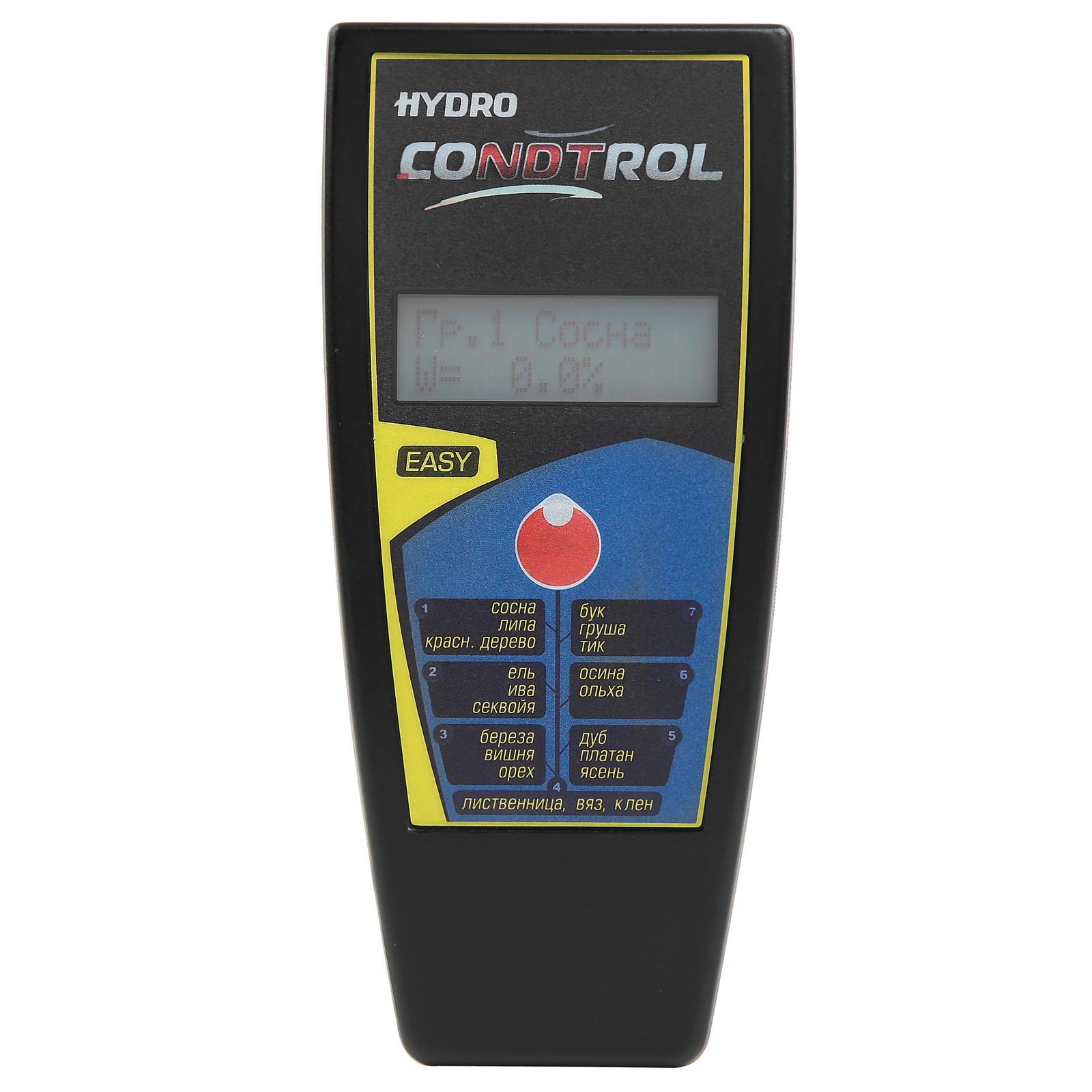 Влагомер Condtrol Hydro easy для древесины