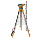 Нивелир оптический GEOBOX нивелир N8-26 TRIO