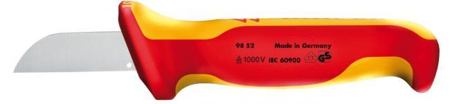 Нож строительный Knipex 9852 нож германия