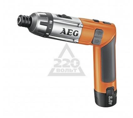 Купить Отвертка аккумуляторная AEG SE 3.6 Li, аккумуляторные отвертки