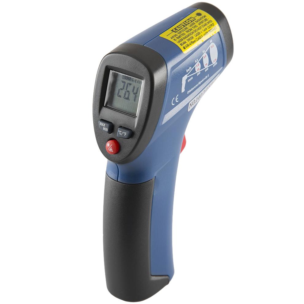Измеритель температуры Cem Dt-810 инфракрасный
