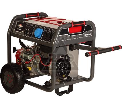 Бензиновый генератор BRIGGS & STRATTON 8500EA Elite бензиновый