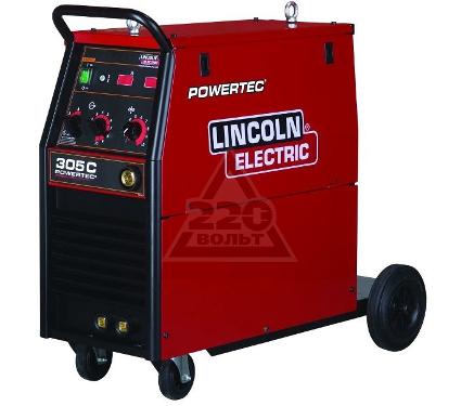 Сварочный полуавтомат LINCOLN Powertec 305C 230/400В