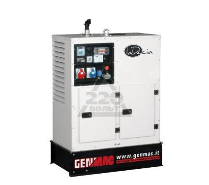 Дизельный генератор GENMAC Living G15000LSM
