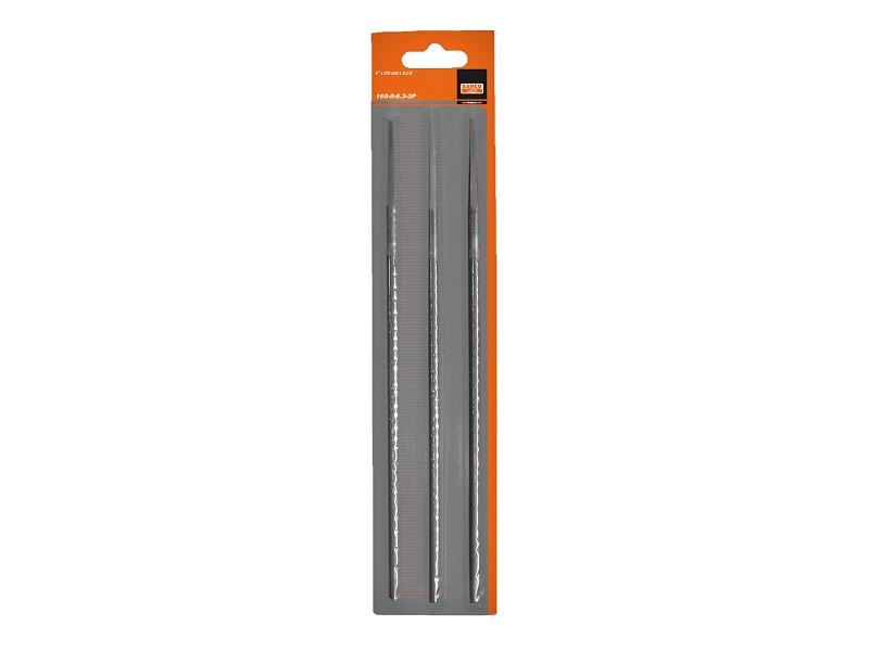 Напильник по металлу Bahco 168-8-5.5-3p 5.5мм