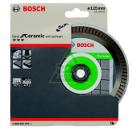 Круг алмазный BOSCH Best for Ceramic Extraclean Turbo  125 Х 22 турбо