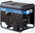 Бензиновый генератор SDMO 8000 E-R05ATT