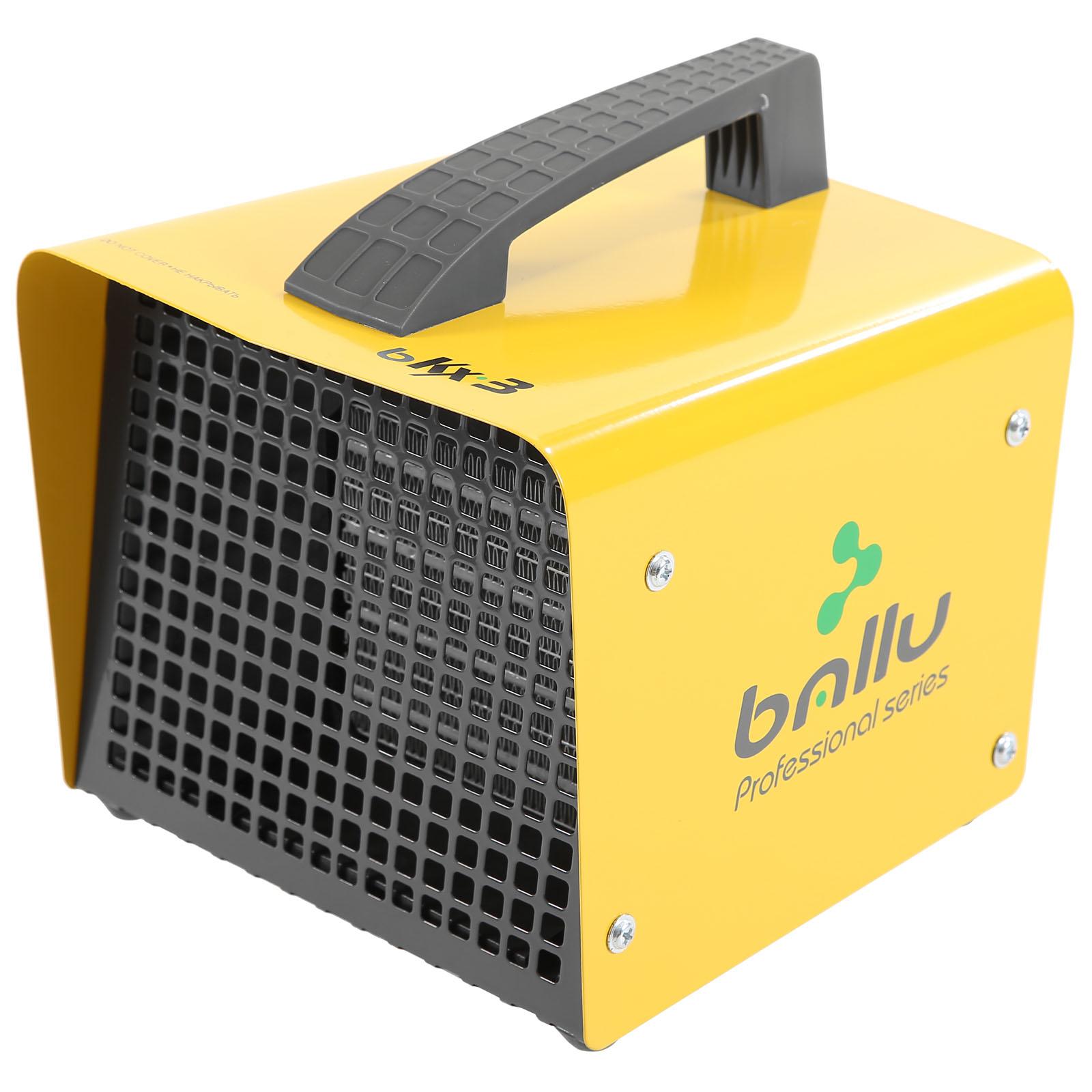 Тепловая пушка электрическая Ballu Bkx-3 электрический