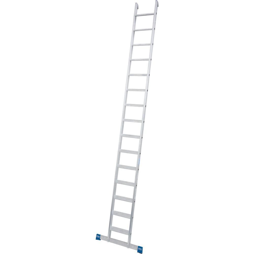Лестница алюминиевая приставная Krause Stabilo 124456 лестница алюминиевая 6 м купить