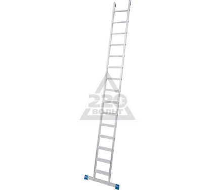 Лестница алюминиевая приставная KRAUSE STABILO 15