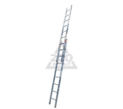 Лестница алюминиевая выдвижная KRAUSE STABILO 15