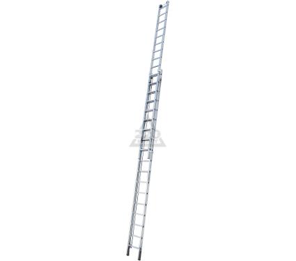 Лестница алюминиевая складная 3х18 KRAUSE STABILO